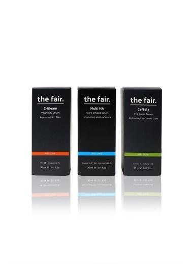 The Fair the fair. Yoğun Nem Veren & Ton Eşitleyici  Yüz ve Göz Çevresi Set- Back to Baby Face Renksiz